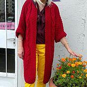 Одежда ручной работы. Ярмарка Мастеров - ручная работа Кардиган в стиле БОХО шик. Handmade.