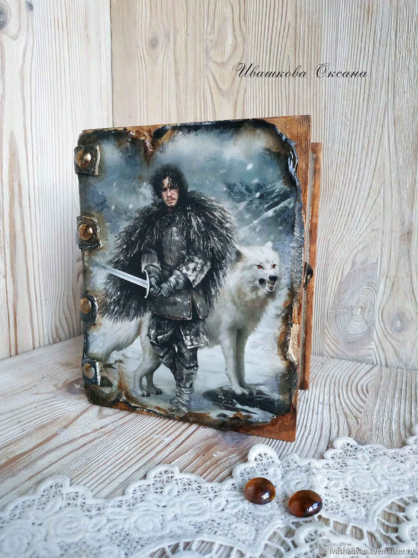 Box book folio by Jon Snow, Household items, Vladivostok,  Фото №1