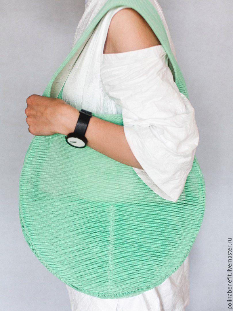 bc446454863e Женские сумки ручной работы. Ярмарка Мастеров - ручная работа. Купить  Летняя сумка - таблетка ...