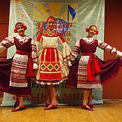 """Одежда ручной работы. Ярмарка Мастеров - ручная работа шуточный танец """" Галя"""". Handmade."""