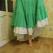 Одежда ручной работы. Ярмарка Мастеров - ручная работа Нижняя юбка в пол. Handmade.