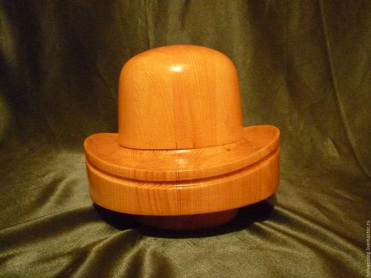 Манекены ручной работы. Ярмарка Мастеров - ручная работа. Купить Болванка-шляпа  006. Handmade. Болванка, федора, клей пва