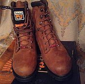Винтаж ручной работы. Ярмарка Мастеров - ручная работа Timberland крутейшие ботинки,новые,оригинал. Handmade.