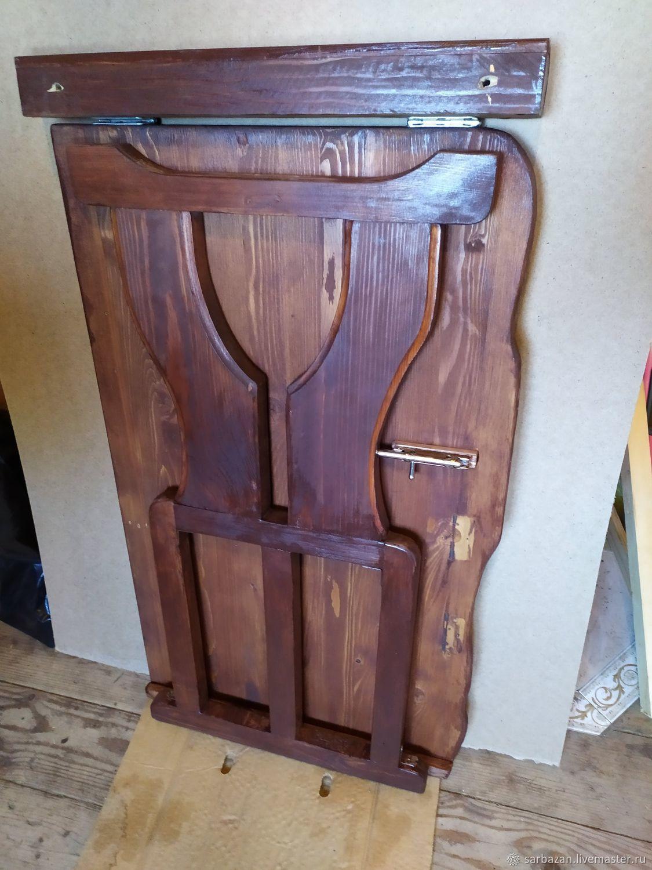 Стол складной для дома и дачи.Дерево, Столы, Покров,  Фото №1