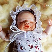 Куклы Reborn ручной работы. Ярмарка Мастеров - ручная работа Мини реборн из полимерной глины Марьяша. Handmade.