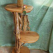 Для дома и интерьера handmade. Livemaster - original item bookcase, stand for flowers, hill flowers. Handmade.