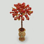 Цветы и флористика handmade. Livemaster - original item Tree of coral