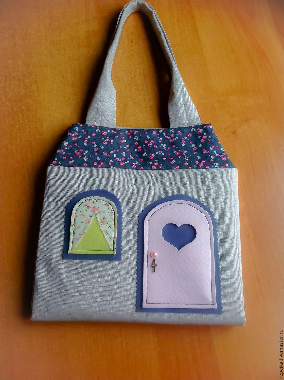 Домик-сумка для куколки, Кукольные домики, Псков,  Фото №1