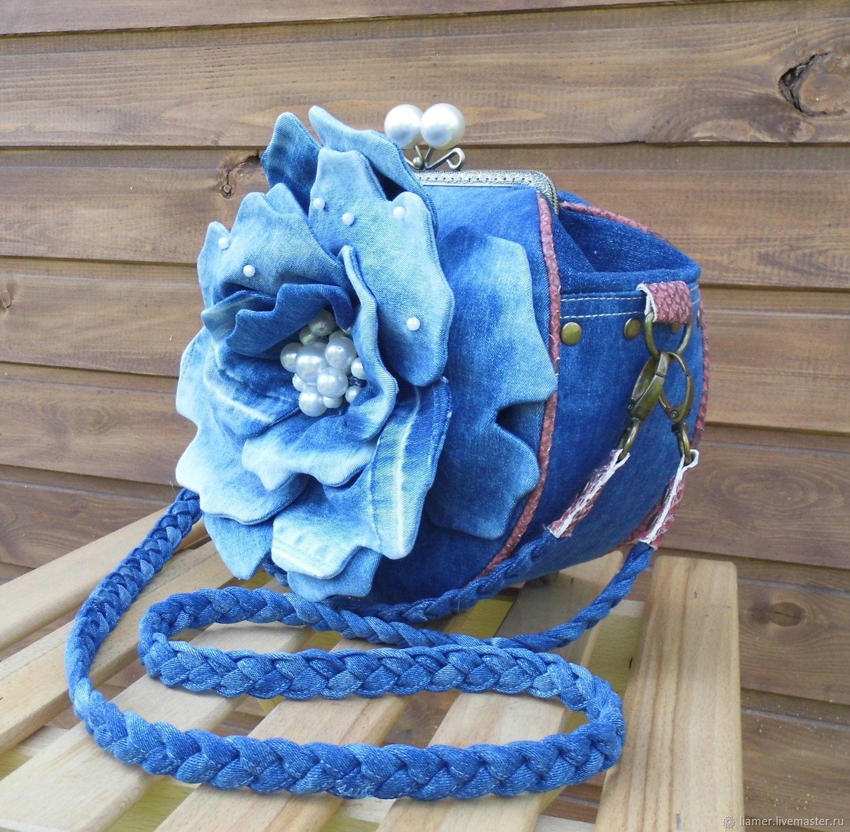 джинсовые сумочки фото застежкам браслетах