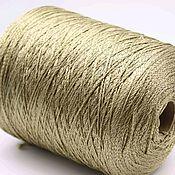 Yarn handmade. Livemaster - original item Yarn: Natural Hasegawa silk LACE (SE 100%). Handmade.