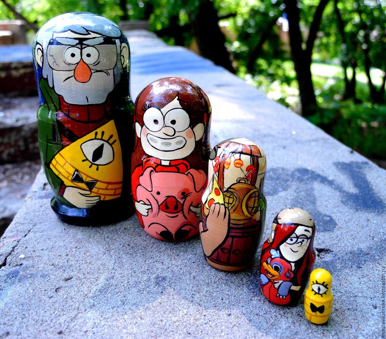 картинки игрушки гравити фолз