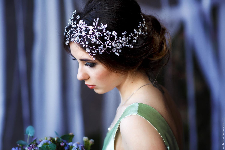 Свадебные прически, 280 фото красивых свадебных причесок 85