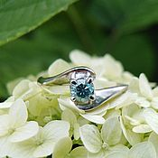Украшения handmade. Livemaster - original item 19p diamond Ring