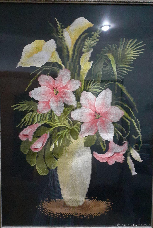 Бесстыжие лилии, Картины, Тбилисская,  Фото №1
