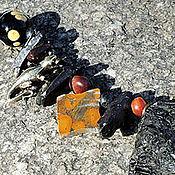Украшения ручной работы. Ярмарка Мастеров - ручная работа Ожерелье Рожденная в огне. Handmade.