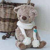 Куклы и игрушки ручной работы. Ярмарка Мастеров - ручная работа Мишка тедди Топтыжка. Handmade.