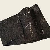 Аксессуары ручной работы. Ярмарка Мастеров - ручная работа Пояс валяный согревающий для поясницы. Handmade.
