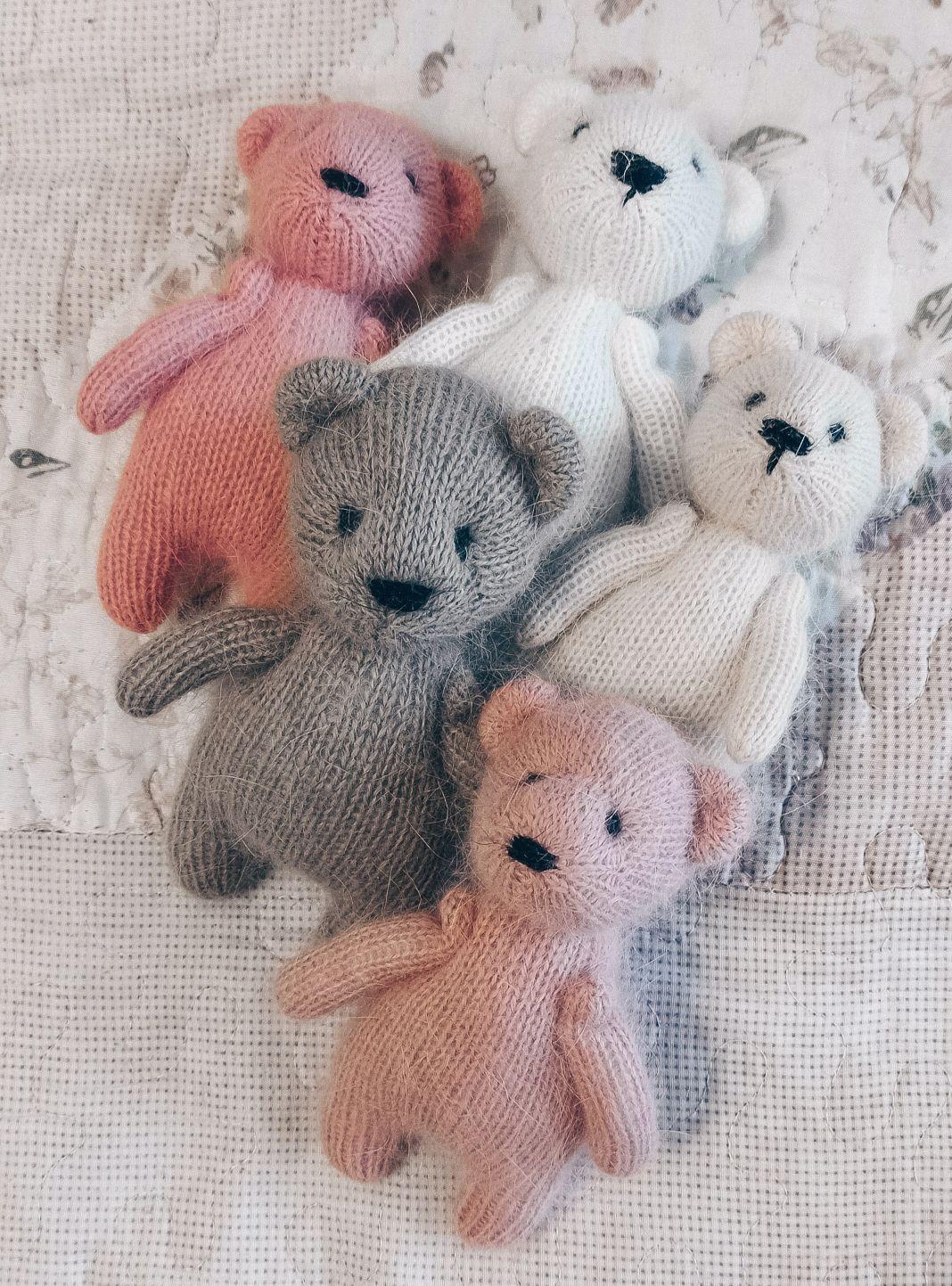 Медвежата, Мягкие игрушки, Иваново,  Фото №1