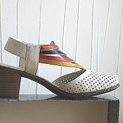 туфли, летние, размер 38, нат.кожа