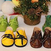 Кукольные ботиночки