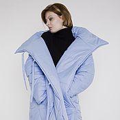 Пуховики ручной работы. Ярмарка Мастеров - ручная работа Пуховик - одеяло односторонний. Handmade.