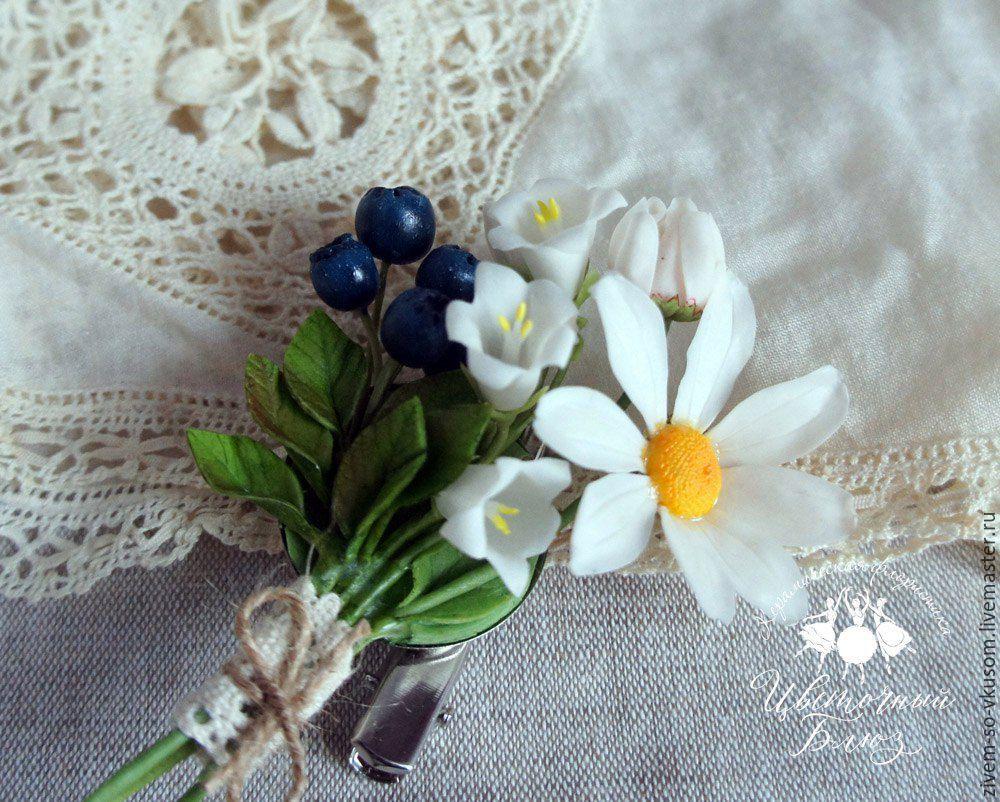 Цветы из глины для волос купить нижний новгород открытки цветы с 8 марта женщинам