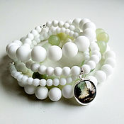 Украшения handmade. Livemaster - original item Bracelet Autumn twilight. Handmade.