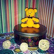 Куклы и игрушки handmade. Livemaster - original item Amigurumi Bear Ted. Handmade.