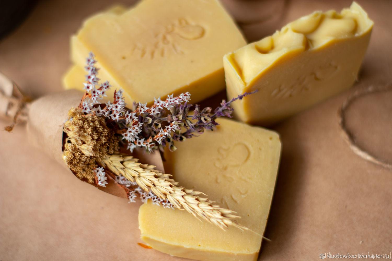 Milk soap 'Goat's milk', Soap, Stavropol,  Фото №1