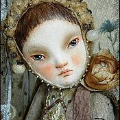 Куклы и игрушки ручной работы. Ярмарка Мастеров - ручная работа Тедди-долл Мотылек Алиша. Handmade.