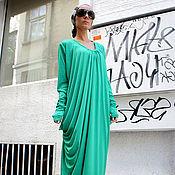 Одежда ручной работы. Ярмарка Мастеров - ручная работа Платье Menthol Green. Handmade.