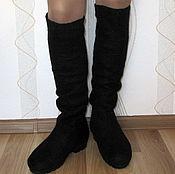 """Обувь ручной работы handmade. Livemaster - original item Women`s boots """"Classic"""". Handmade."""