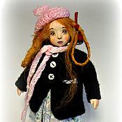 Куклы и игрушки ручной работы. Ярмарка Мастеров - ручная работа коллекционная кукла КАТЕРИНА. Handmade.