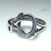 Материалы для творчества handmade. Livemaster - original item The basis for the ring