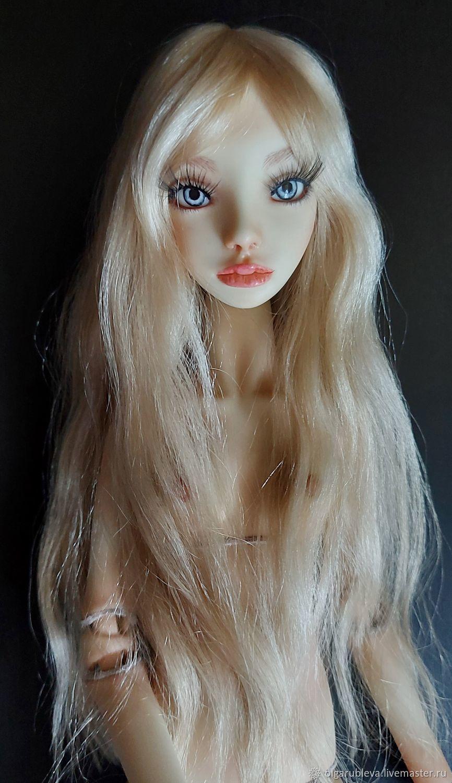 Шарнирная кукла nude, Шарнирная кукла, Уфа,  Фото №1