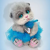 Куклы и игрушки ручной работы. Ярмарка Мастеров - ручная работа Милая девочка Мишель. Handmade.