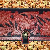Сумки и аксессуары handmade. Livemaster - original item floral ornament. Handmade.