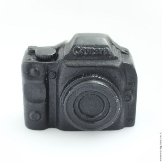 """Мыло ручной работы. Ярмарка Мастеров - ручная работа. Купить Мыло ручной работы """"Фотоаппарат"""". Handmade. Комбинированный"""