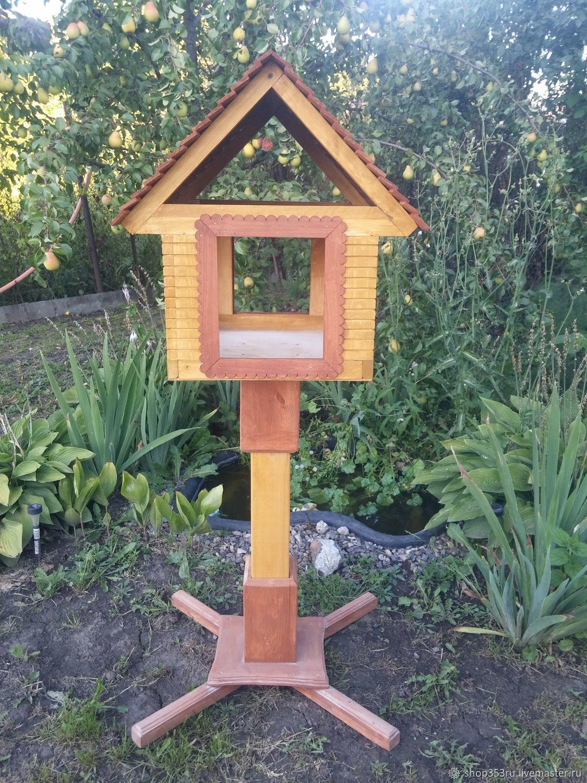 Подарки для садоводов и дачников - деревянные изделия 31