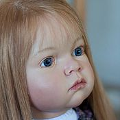 Куклы и игрушки ручной работы. Ярмарка Мастеров - ручная работа Татьяна -  тодлер реборн. Handmade.