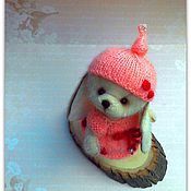 Куклы и игрушки ручной работы. Ярмарка Мастеров - ручная работа Персик. Handmade.