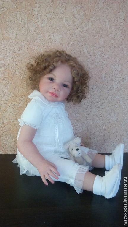 Куклы-младенцы и reborn ручной работы. Ярмарка Мастеров - ручная работа. Купить Andres кукла реборн. Handmade. Кукла реборн