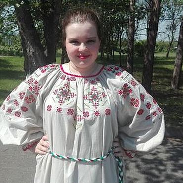 Одежда ручной работы. Ярмарка Мастеров - ручная работа Концертная рубаха. Сценический костюм с оригинальной вышивкой. Handmade.