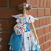 Куклы и игрушки ручной работы. Ярмарка Мастеров - ручная работа Кукла тильда ,ангел. Handmade.
