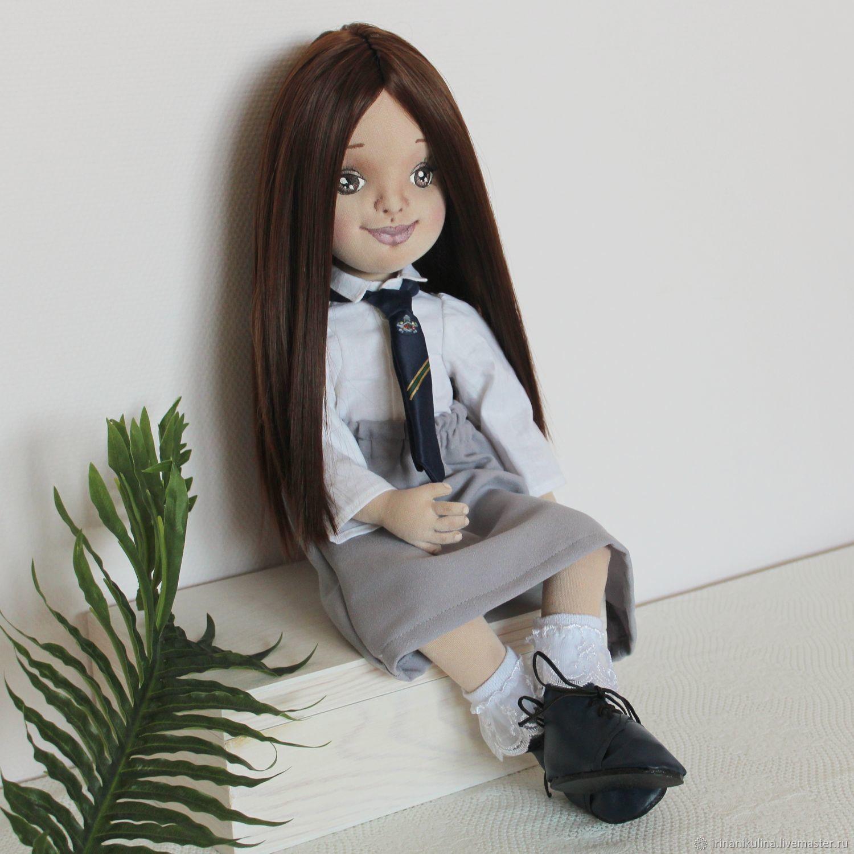 Авторская коллекционная кукла, Куклы и пупсы, Новосибирск,  Фото №1