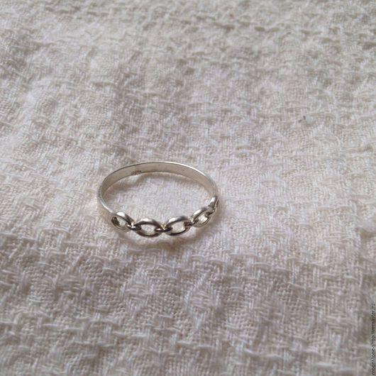 Кольца ручной работы. Ярмарка Мастеров - ручная работа. Купить Простое серебряное кольцо. Handmade. Серебряный, кольцо для мужчины, узор