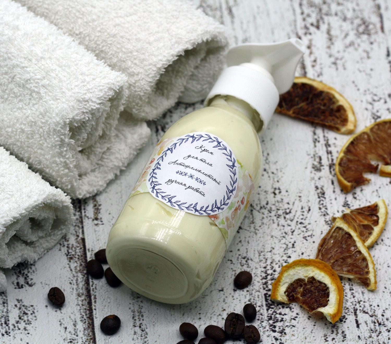 Anti-cellulite Orange body cream, Body Cream, Moscow,  Фото №1