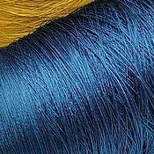 Материалы для творчества handmade. Livemaster - original item Yarn: New! SKY SILK. Handmade.