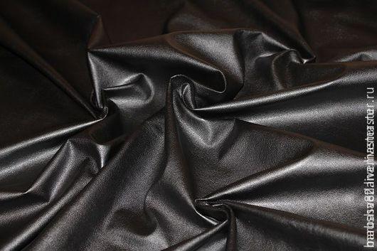 Другие виды рукоделия ручной работы. Ярмарка Мастеров - ручная работа. Купить Искусственная кожа. Handmade. Черный, искусственная кожа