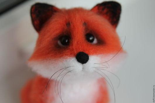 Игрушки животные, ручной работы. Ярмарка Мастеров - ручная работа. Купить Лис Рыжик. Handmade. Рыжий, сувениры и подарки